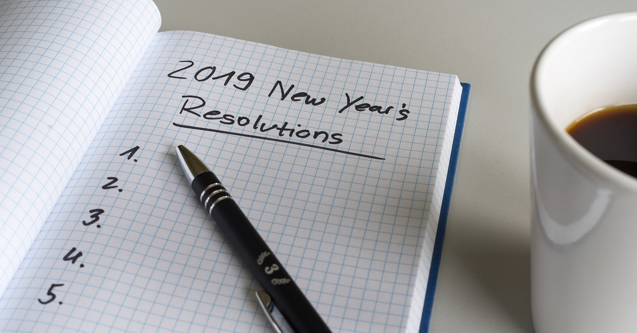 paper with list of resolutions