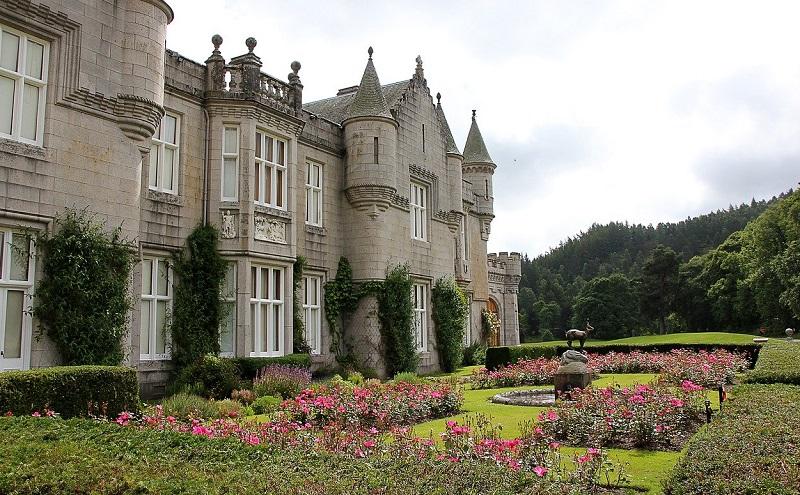 victorian-era castle